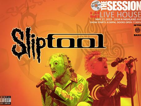 THE SESSION: SLIPKNOT & TOOL