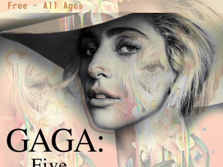 MUSIC DOCUMENTARY SERIES Featuring GAGA: Five Foot Two