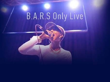 B.A.R.S ONLY THIS THURS OCT 23, 8PM