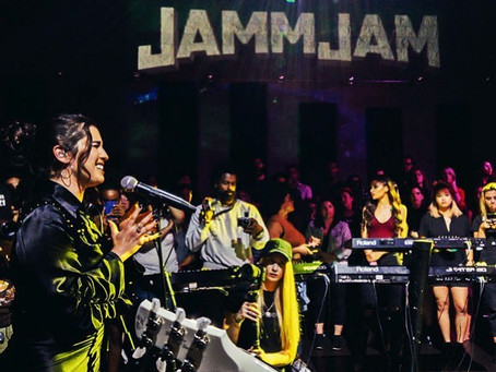 JAMMJAM FEATURING WOMEN IN MUSIC