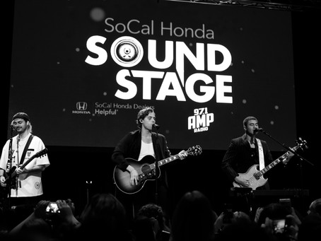 5 SECONDS OF SUMMER PLAY SOCAL HONDA SOUND STAGE