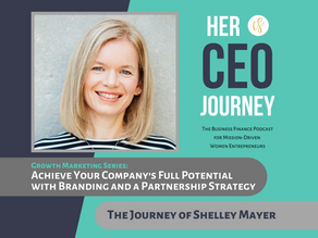 Achieve Your Company's Full Potential with Branding and a Partnership Strategy