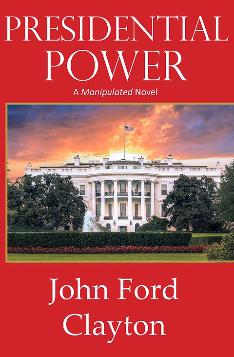Presidential Power back and cover for we