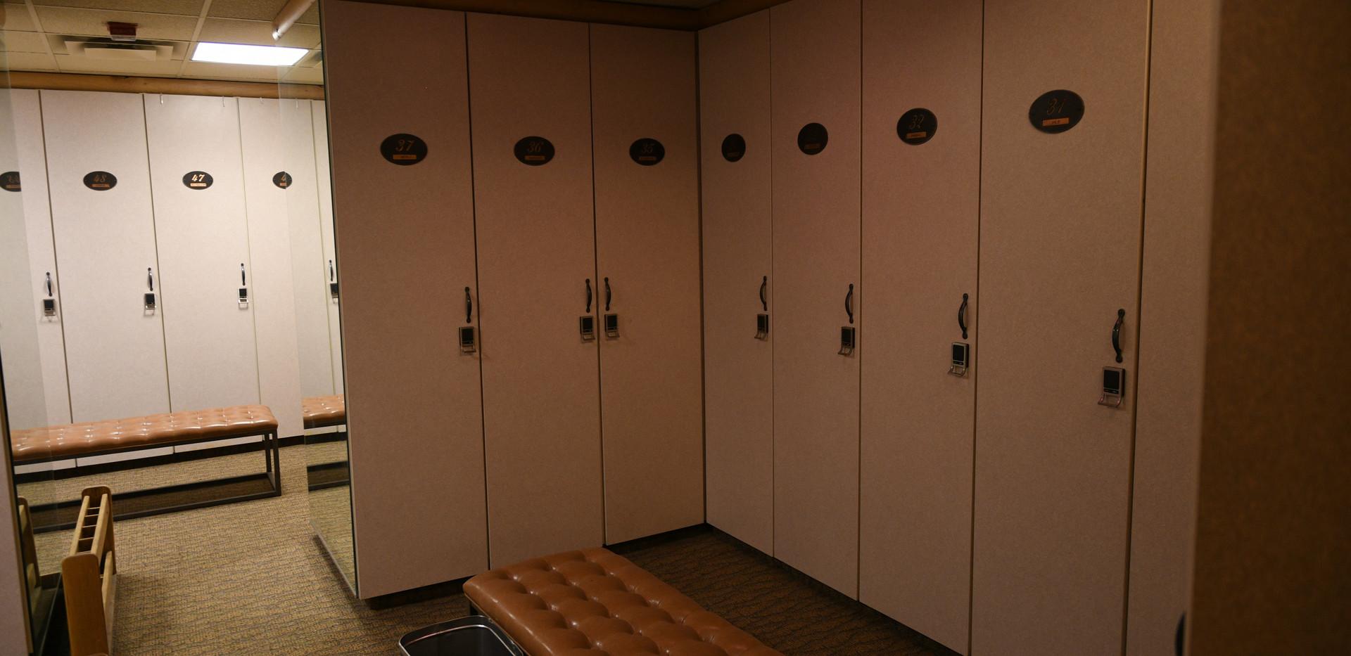 Club One Ski Storage in Gondola Haus