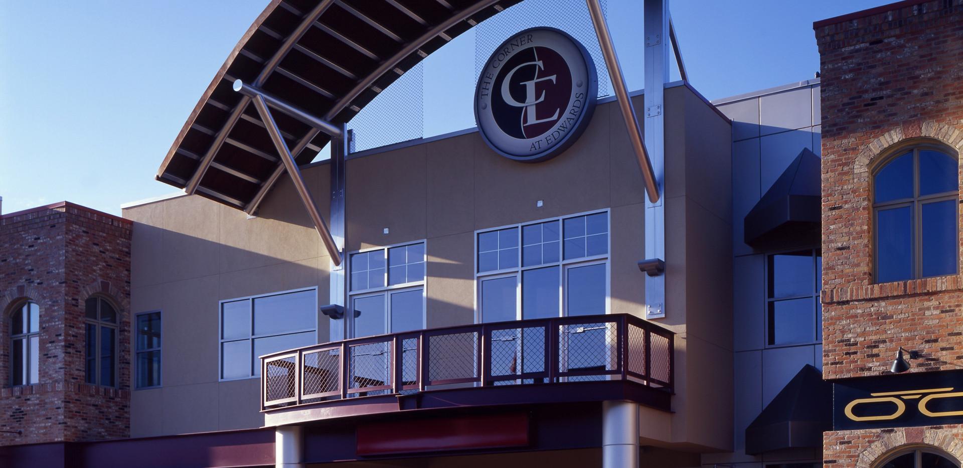 Edwards Corner Facade