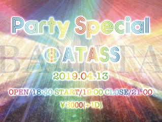 BAlliSTA会議 Party Special