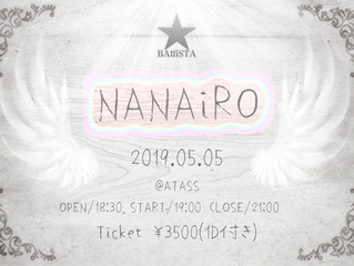 BAlliSTA企画「NANAiRO」最新情報更新