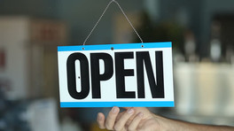 We remain open for business, and here for you!
