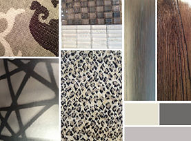 design samples for flooring,paint,carpet,tile,glass