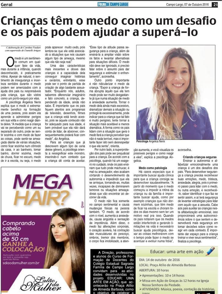 Folha de Campo Largo