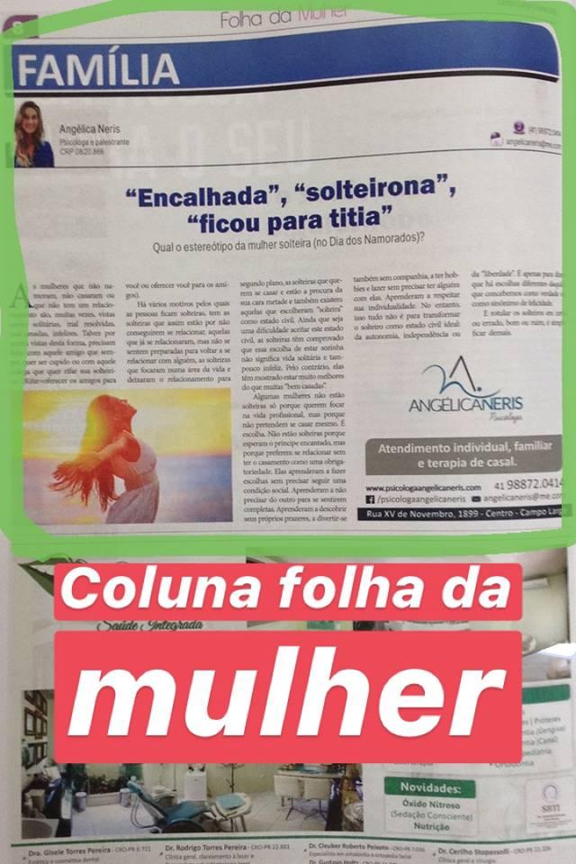 Folha da Mulher