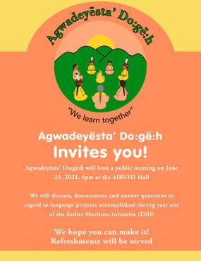 Public Meeting - June 23 - 6PM @AIRVFD