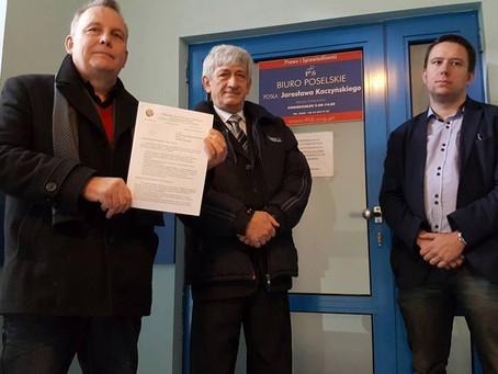 Nasza petycja do Prezesa Kaczyńskiego