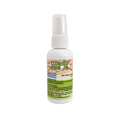 Clorhex Germ al 0.5%-1.5 ml