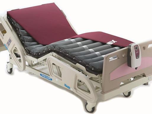 ¿Cómo escoger un colchón para prevenir lesiones por presión?