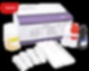 panel de alergias, acon, foresight
