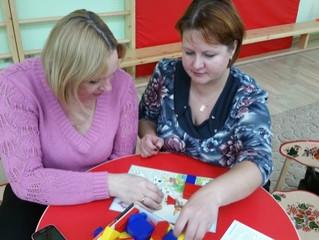 Мастер-класс для воспитателей «Развивающие игры»