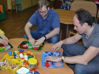 Мастер-класс «Использование кинетического песка в работе с детьми»
