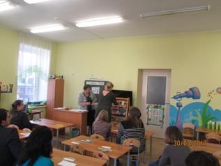 Мастер-класс для родителей «Игры и упражнения по развитию речи и обучению грамоте»