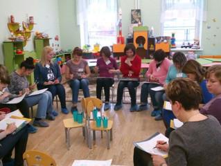 Встреча родителей с педагогами по взаимодействию