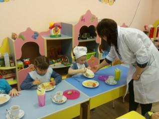 Cеминар для  воспитателей «О правилах хорошего тона за столом»