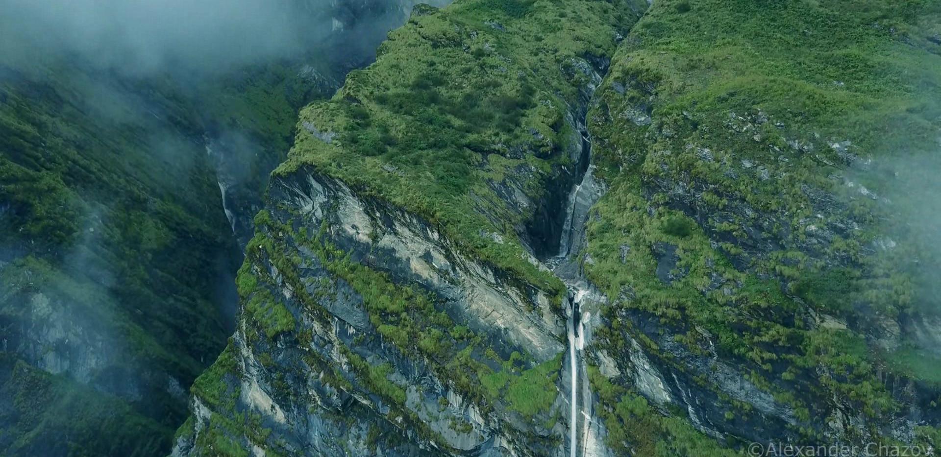 Гималайские водопады