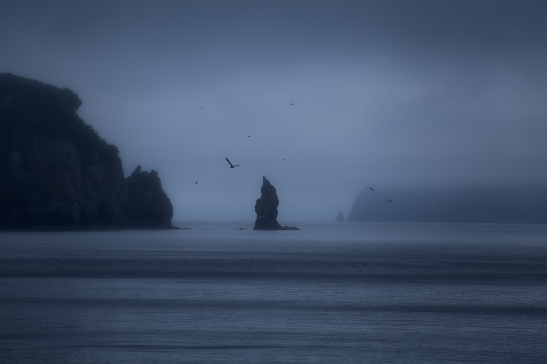 Пейзаж_Ворота в Тихий океан
