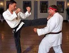 Black belt Sirvent, Lakeland Karate.