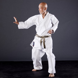 Karate For Seniors.