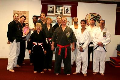Black belt instructors, Denville, Morris Count, NJ.