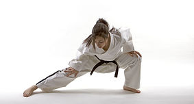 Karate for strength, balance and coordination.