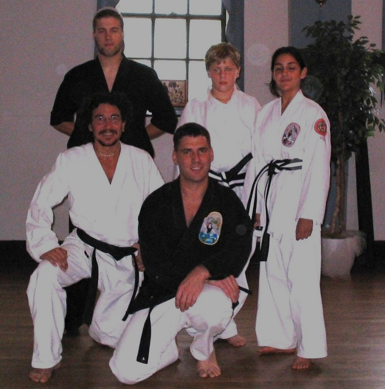 Boonton and Morris County, NJ karate