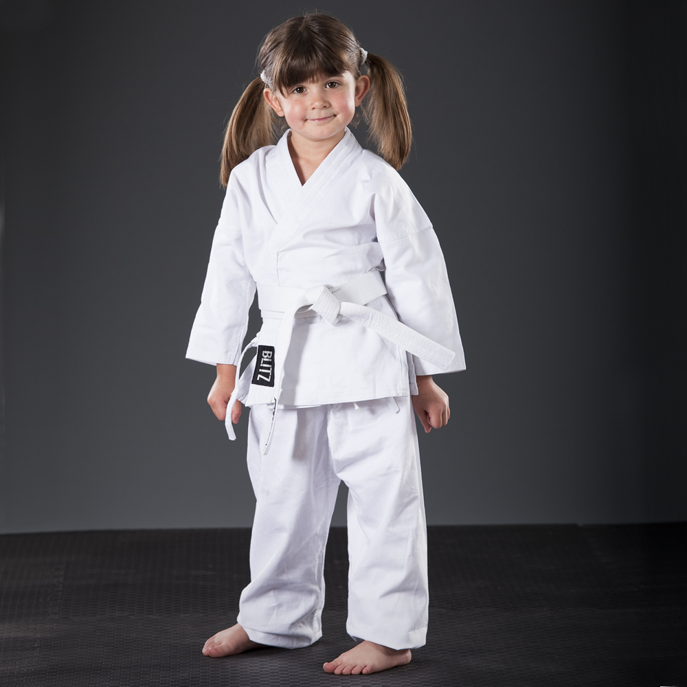Karate for toddlers.
