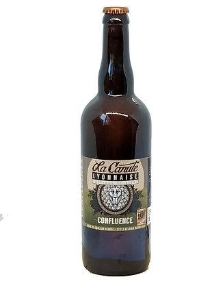 Bière La Canute Lyonnaise - Confluence