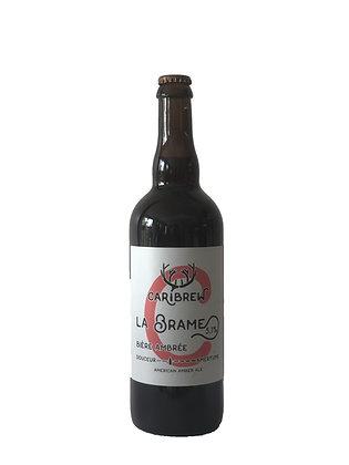 Caribrew - bière Ambrée La Brame 0,75