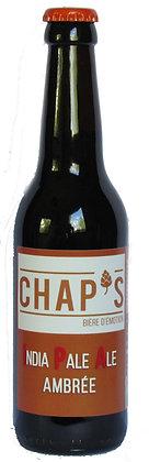 Bière Chap's - India Pale Ale Ambrée