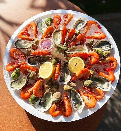 Plateau DUO / fruits de mer