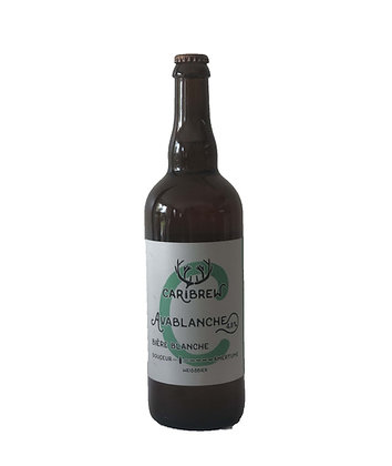 Caribrew - bière blanche Avablanche 0,33