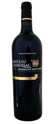 Château Lanbersac 2015 Puisseguin Saint-Émilion