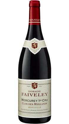 Mercurey 1er Cru 2018 Clos des Myglands - Monopole - Faiveley