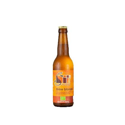 Bière artisanale - Blonde La Soyeuse