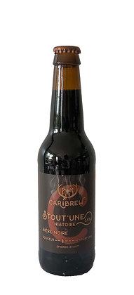 Caribrew - bière noire Stout'une Histoire 0,33