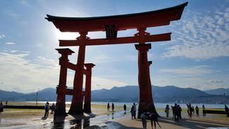 Itsukushima Shrine - Hiroshima, Japan