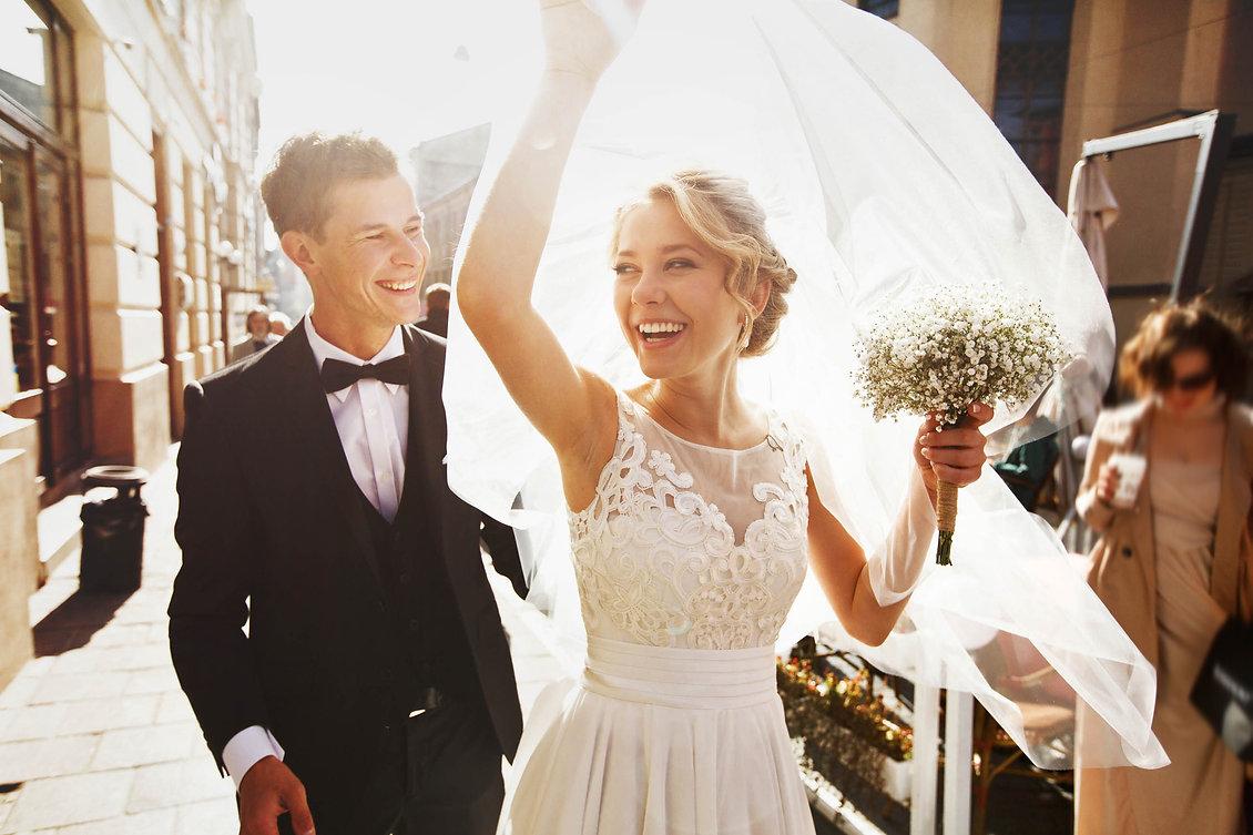caucasian happy romantic young  couple c