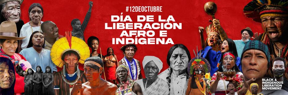 Día de la Liberación Negra e Indígena