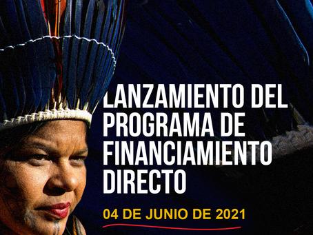 Movimiento de Liberación Negra e Indígena lanza Fondo de Financiamiento Directo
