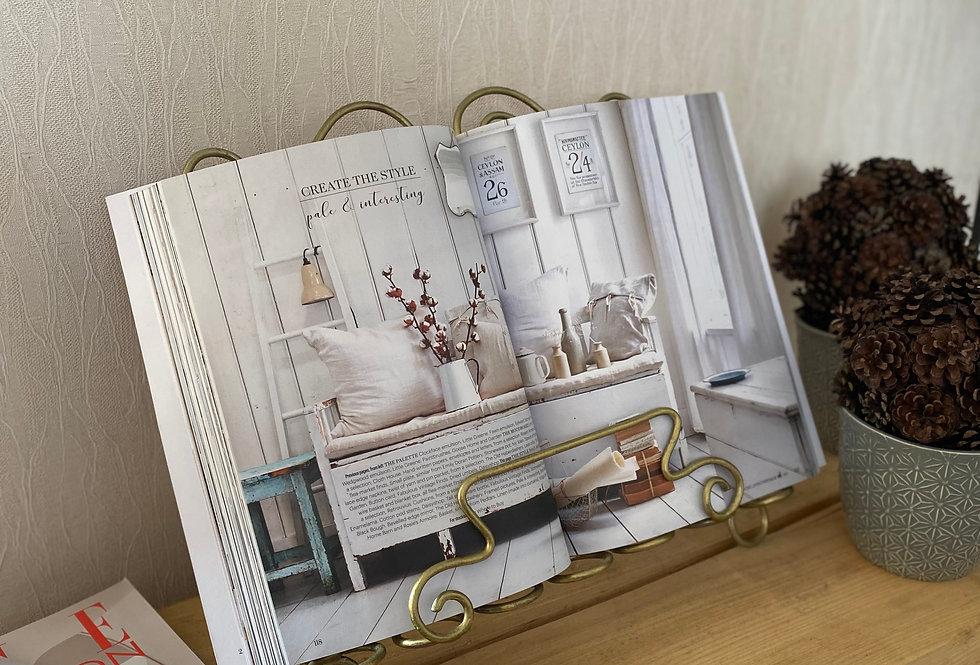 Book/Magazine Stand Holder