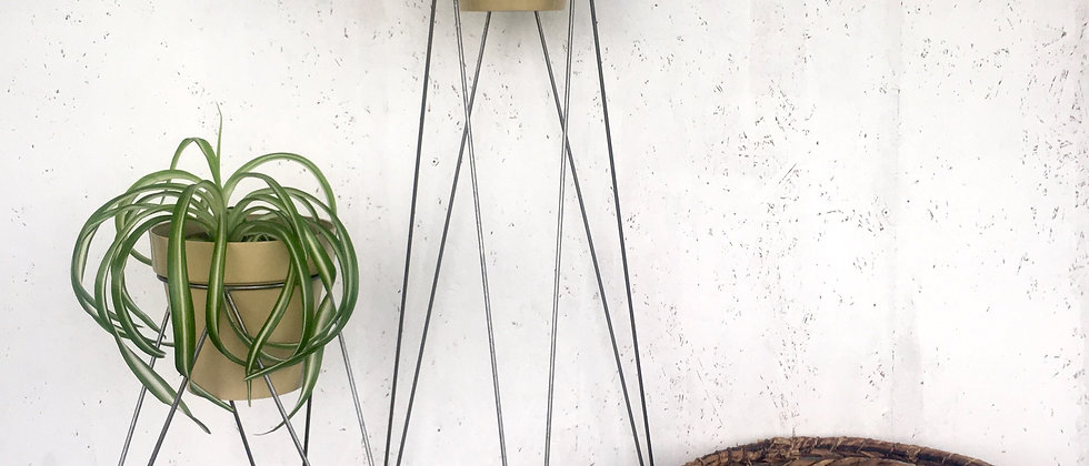 Modern Metal Plant Stands