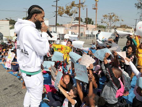 10 Nipsey Hussle Quotes To Help You Level Up In Life