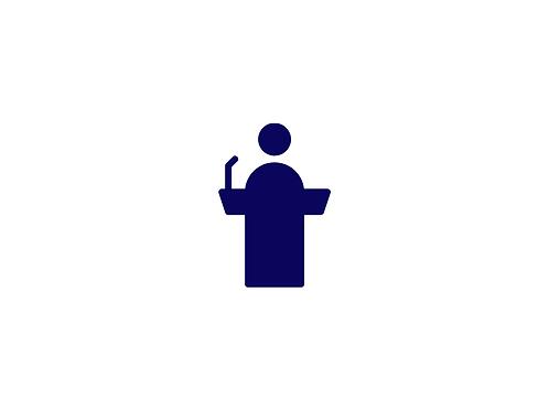 Cybersecurity Event Speaker